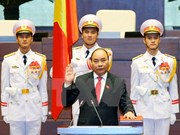 Nguyen Xuan Phuc re-elected as Prime Minister