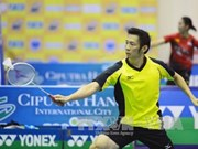 Badminton: Vietnamese players face tough rivals