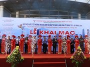 Int'l East-West Economic Corridor trade, tourism fair opens in Da Nang
