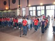 Red Journey attracts 3,000 donors in Thanh Hoa
