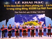 Hue exhibition features ASEAN Community