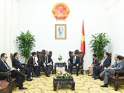 PM receives incoming German Ambassador