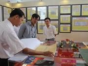 House displaying Hoang Sa, Truong Sa objects to be built