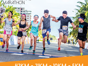 In'l marathon dashes along Da Nang's beach