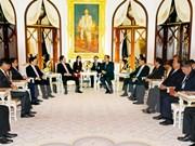 Vietnam-Thailand relations see strong development