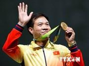 International media praise Hoang Xuan Vinh's Olympic victory
