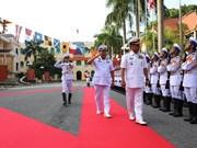 Vietnamese, Malaysian navies bolster ties