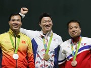 Vinh brings Vietnam second medal in Rio Olympics