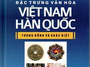 Book on Vietnamese, Korean culture hits shelves