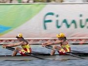 Rio 2016: VN rowers, badminton player have good performance