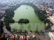 Hanoi: more walking area open around Hoan Kiem Lake