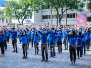 Ho Chi Minh City reviews summer youth volunteer campaign