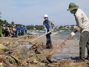 Vietnam protects maritime environment