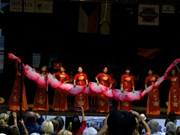 Vietnam leaves impression at int'l folk festival in Czech Republic
