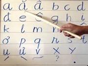 Quang Nam explores Vietnam's modern writing system