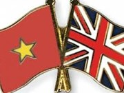 Party delegation pays working visit to UK