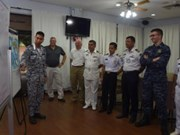 Maritime security exercise SEACAT kicks off in Singapore