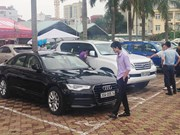 HCM City opens first used car market
