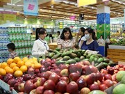Hanoi's CPI falls slightly in August
