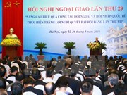External relations effectively fuel Vietnam's growth
