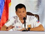 """Philippine President: Talks with China may start """"within the year"""""""