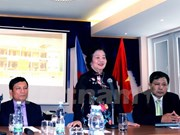 Overseas Vietnamese in Europe raise funds for charity