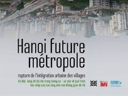 Exhibition on the development of Hanoi