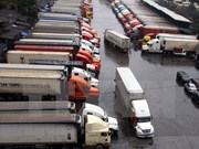 Customs sector cuts customs clearance time