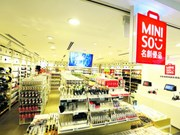 Japanese retailers eye Vietnamese market