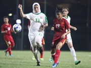 Vietnamese girls pocket second U16 win