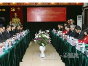 Vietnam, Laos enhance ethnic work