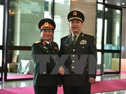 Vietnam, China agree to deepen defence ties