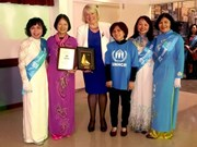 Vietnamese in Australia pledge 378,000 USD to refugees