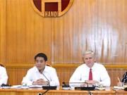 Hanoi to speed up ADB-backed projects