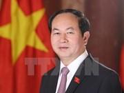 President underscores great national unity in development