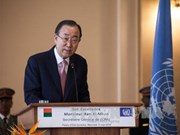 UN Secretary General visits Myanmar