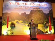 Vietnam marks National Day with congratulations, celebrations abroad