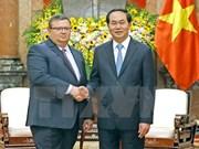 President hails Vietnam – Bulgaria prosecution cooperation