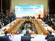 External partners seek stronger cooperation with ASEAN