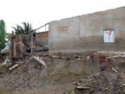 HCM City authorities to fight erosion