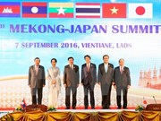 PM attends 8th Mekong-Japan Summit