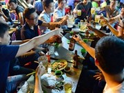 Survey looks at alcohol consumption in Vietnam