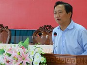 Trinh Xuan Thanh expelled from Party