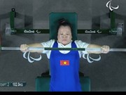 Vietnam earns second Paralympic medal in Rio