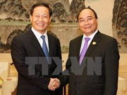 PM stresses Guangxi's role in Vietnam-China relationship