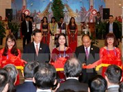 Vietnamese national pavilion inaugurated at CAEXPO