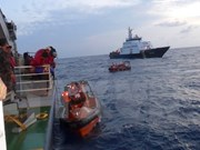 228 fishermen arrive home safely from Indonesia