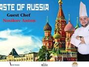 Russian food week in Hanoi