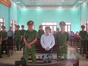Capital punishment inflicted on drug baron, eight accomplices