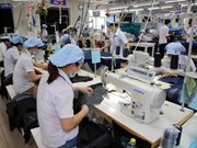 RoK textile firm starts operation in Ben Tre